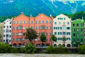 Innsbruck Innstrasse